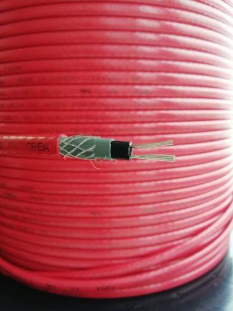 Греющий пищевой кабель 10вт