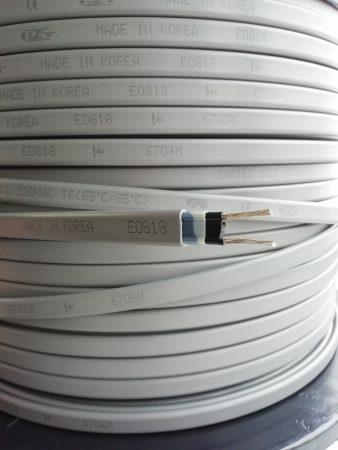 Греющий кабель 16вт и 24вт